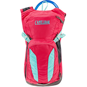 CamelBak Mini M.U.L.E. Hydration Pack 1,5l Kinder azalea/aruba blue